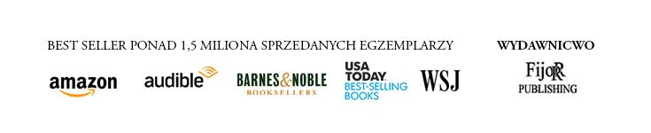 Światowy bestseller ponad 1,5 miliona sprzedanych egzemplarzy