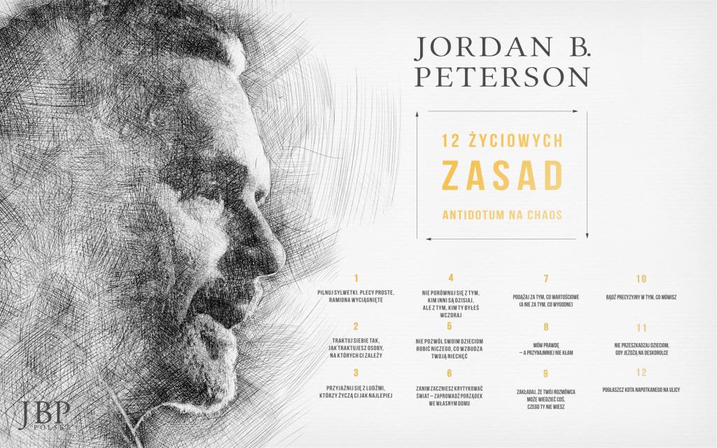 Lista dobrych książek polecanych przez Jordana Petersona. Te wspaniałe książki miały znaczący wpływ na to w jaki sposób JBP opisuje świat w swoich wykładach