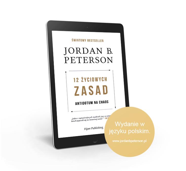 100% wysokiej jakości sklep internetowy kolejna szansa Ebook 12 życiowych zasad - Jordan Peterson: Antidotum na chaos