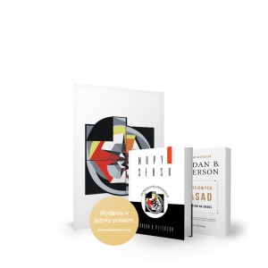 "BookBook MoM Bundle - Jordan B. Peterson: ""12 Rules for Life – Antidote to chaos"""