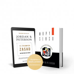 "BookEbook MoM Bundle 1 - Jordan B. Peterson: ""12 Rules for Life – Antidote to chaos"""