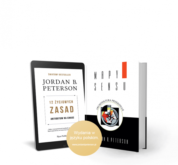 """BookEbook MoM Bundle 1 - Jordan B. Peterson: """"12 Rules for Life – Antidote to chaos"""""""